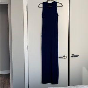 Lulus cotton maxi dress